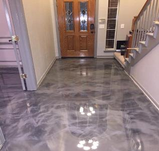 Dallas Fort Worth Texas Stained Concrete Staining Amp Epoxy Special